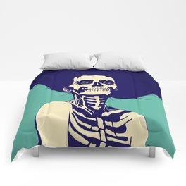 Día de las Muertas Comforters