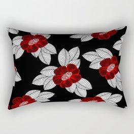 Flower 11 Rectangular Pillow