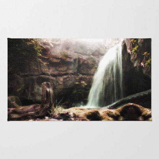 The Forgotten Cascades Rug