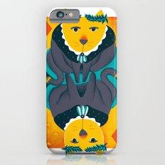 Cat the King of Diamonds iPhone 6s Slim Case