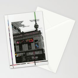So Hip It Hurts Stationery Cards