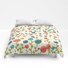 The Gum Drop Garden Comforters