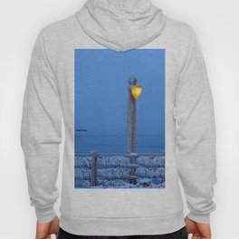 Frosted Light and Ship Hoody