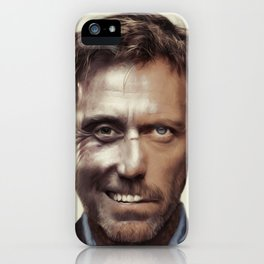 Madness in all of us iPhone Case