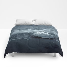 Wave Of Light Comforters