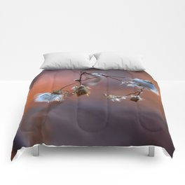 Stops the colors Comforters