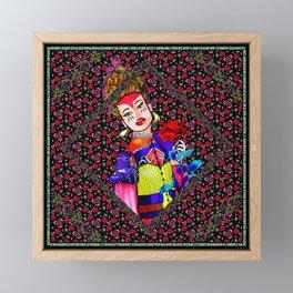 Merie Anttoniete Framed Mini Art Print