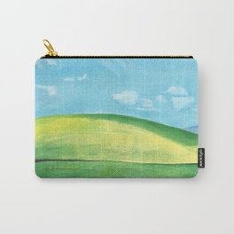 Bliss 1996 Watercolor Carry-All Pouch