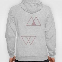 Simple Geometrics - Triangles Hoody