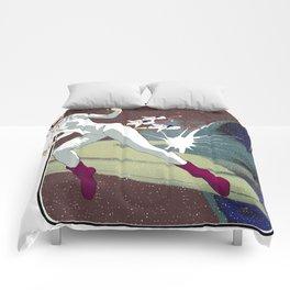 Astro Girl Comforters