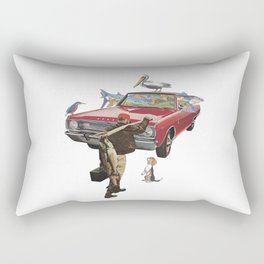 Fisherman Rectangular Pillow