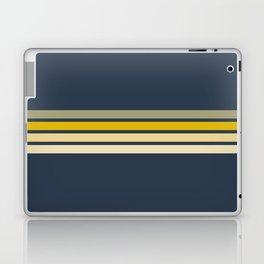 Racing Retro Stripes Laptop & iPad Skin