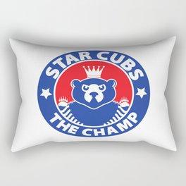 Star Cubs The Champ Rectangular Pillow