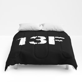 13F Fire Support Specialist Comforters