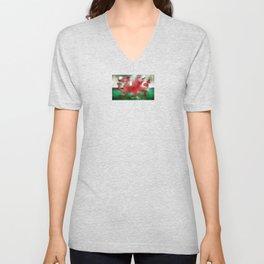 Wales - Cymru Unisex V-Neck
