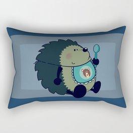 Yummy in my Tummy Rectangular Pillow