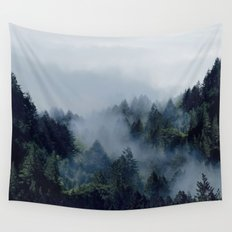 End in fire Wall Tapestry