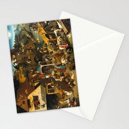 Netherlandish Proverbs (Nederlandse Spreekwoorden) Stationery Cards