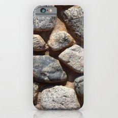 Textures - Rock Slim Case iPhone 6s