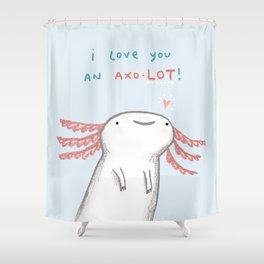 Lotl Love Shower Curtain