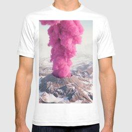 Pink Eruption T-shirt