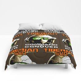 Tiberian Sun Commander Comforters