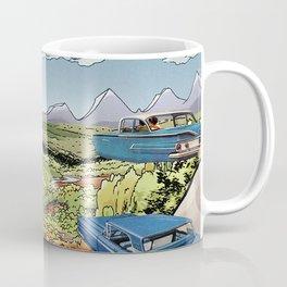 Miedo a volar Coffee Mug