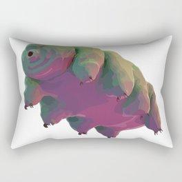 Tardigrade doing great Rectangular Pillow