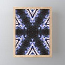 star electro Framed Mini Art Print