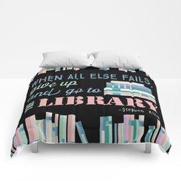When All Else Fails... Comforters