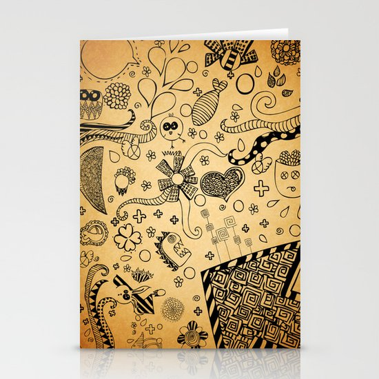 Therapy (: Stationery Cards