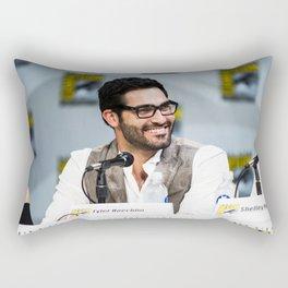 Tyler Hoechlin 2014 #1 Rectangular Pillow