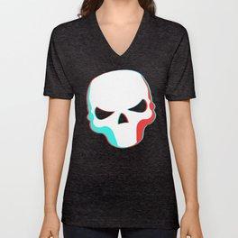 Skullomanic Unisex V-Neck
