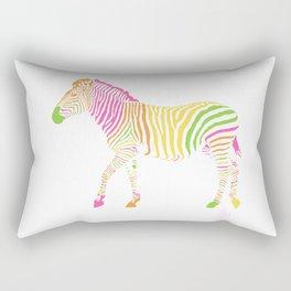 Zebra 7A Rectangular Pillow