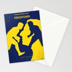 o788 My Foxcatcher minimal movie poster Stationery Cards