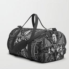 Soul of the Machine Duffle Bag