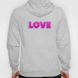 LOVE is a magic word Hoody