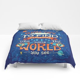 Same World Comforters