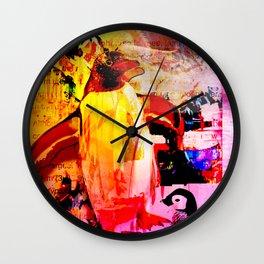 Penguinsmaybe Wall Clock