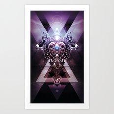 Vanguard mkii Art Print