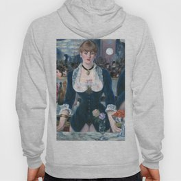 Erotic Manet Hoody