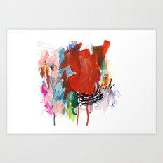 Shireen Art Print
