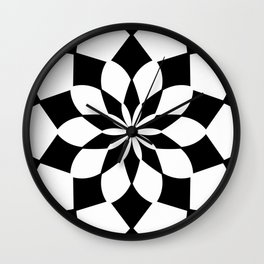 Kaleidoscope 'K2 SQ' Wall Clock