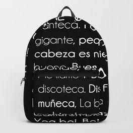 donde esta Backpack