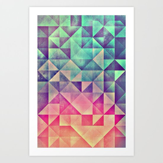 myllyynyre Art Print
