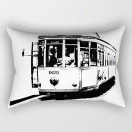 Italian tram Rectangular Pillow