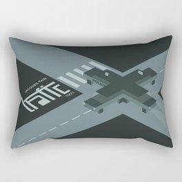 Trafic 1971 Rectangular Pillow