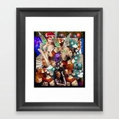 RANZA1 Framed Art Print