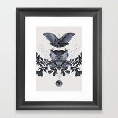 The Panoply Plate 06 Framed Art Print