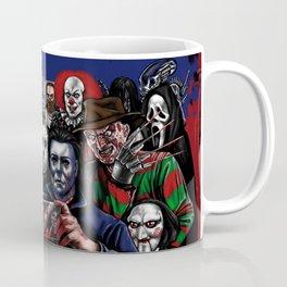 Horror Villains Selfie Coffee Mug